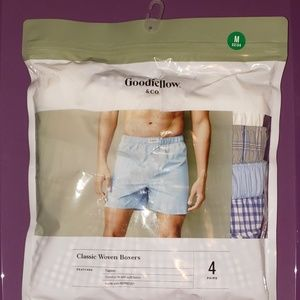 Goodfellow & Co Classic woven boxers